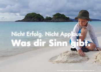 Sinn und Sinnsuche | © 2021 Claus R. Kullak | Foto: Benjamin Carlson / Unsplash | resanimus.prepon.de